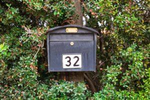 mailbox lockouts